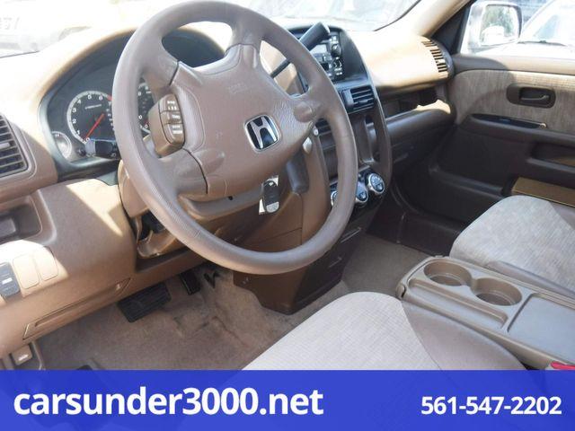 2002 Honda CR-V LX Lake Worth , Florida 9