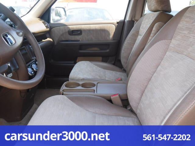 2002 Honda CR-V LX Lake Worth , Florida 11