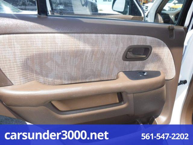 2002 Honda CR-V LX Lake Worth , Florida 12