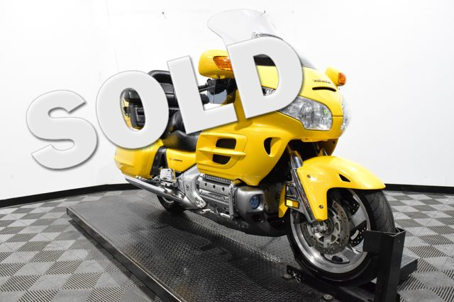 2002 Honda GL1800A2 - Gold Wing ABS