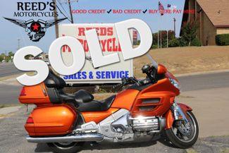 2002 Honda Goldwing    Hurst, Texas   Reed's Motorcycles in Hurst Texas