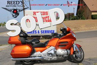 2002 Honda Goldwing  | Hurst, Texas | Reed's Motorcycles in Hurst Texas