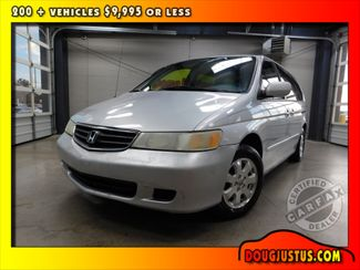 2002 Honda Odyssey EX-L w/DVD/Leather in Airport Motor Mile ( Metro Knoxville ), TN 37777