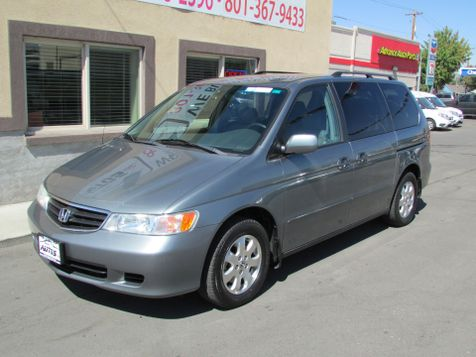2002 Honda Odyssey EX-L w/DVD/Leather in , Utah