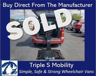 2002 Honda Odyssey Ex-L Wheelchair Van Handicap Ramp Van in Pinellas Park, Florida 33781