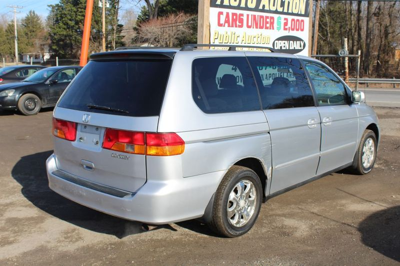 2002 Honda Odyssey EX  city MD  South County Public Auto Auction  in Harwood, MD