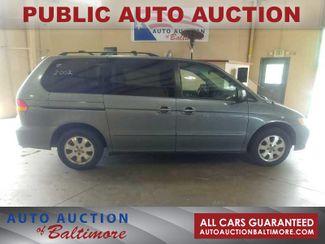2002 Honda Odyssey EX | JOPPA, MD | Auto Auction of Baltimore  in Joppa MD