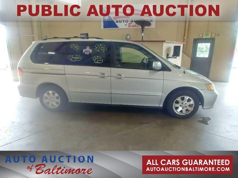 2002 Honda Odyssey EX | JOPPA, MD | Auto Auction of Baltimore  in JOPPA MD