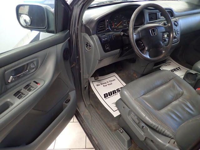 2002 Honda Odyssey EX-L w/DVD/Leather Lincoln, Nebraska 6