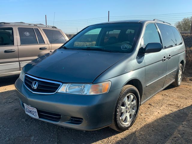 2002 Honda Odyssey EX-L w/Navigation/Leather