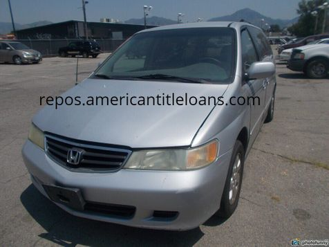 2002 Honda Odyssey EX-L w/DVD/Leather in Salt Lake City, UT