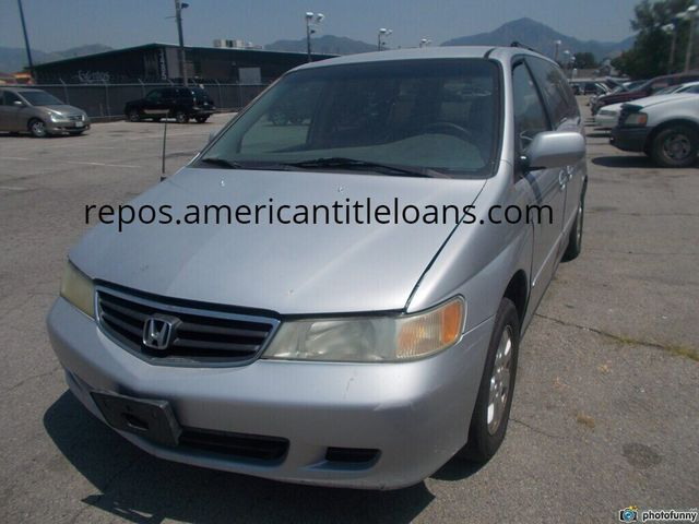 2002 Honda Odyssey EX-L w/DVD/Leather Salt Lake City, UT