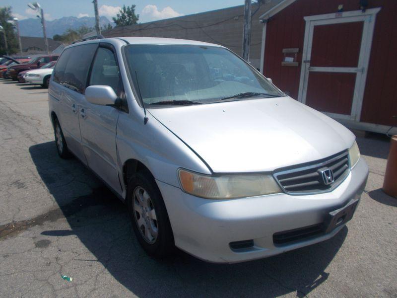 2002 Honda Odyssey EX-L wDVDLeather  in Salt Lake City, UT