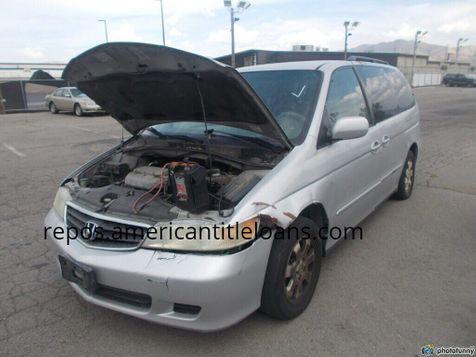 2002 Honda Odyssey EX-L w/Leather in Salt Lake City, UT