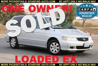 2002 Honda Odyssey EX Santa Clarita, CA
