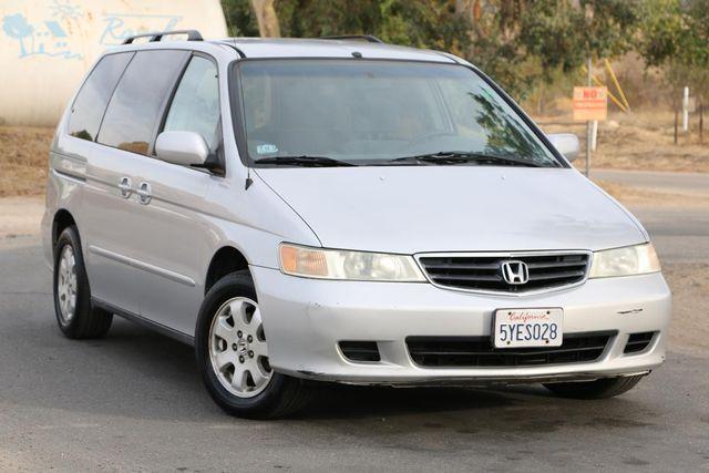 2002 Honda Odyssey EX Santa Clarita, CA 3
