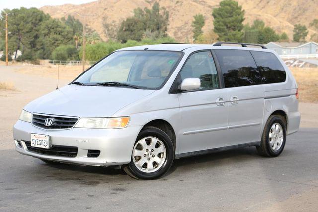2002 Honda Odyssey EX Santa Clarita, CA 1