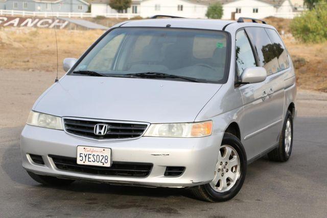 2002 Honda Odyssey EX Santa Clarita, CA 4
