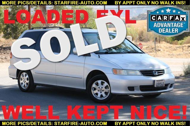 2002 Honda Odyssey EX-L w/Leather Santa Clarita, CA