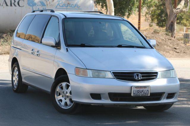 2002 Honda Odyssey EX-L w/Leather Santa Clarita, CA 3