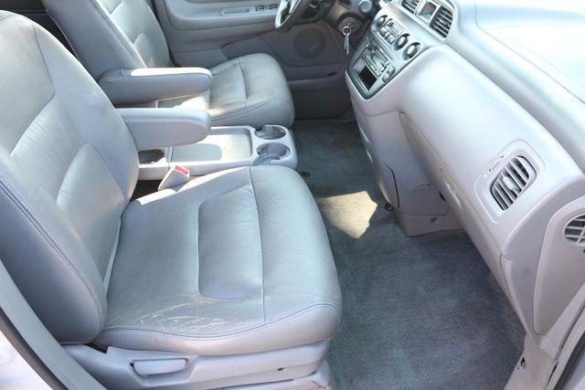 2002 Honda Odyssey EX-L w/Leather Santa Clarita, CA 14
