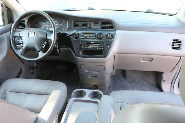 2002 Honda Odyssey EX-L w/Leather Santa Clarita, CA 7