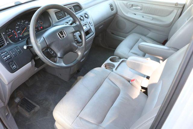 2002 Honda Odyssey EX-L w/Leather Santa Clarita, CA 8