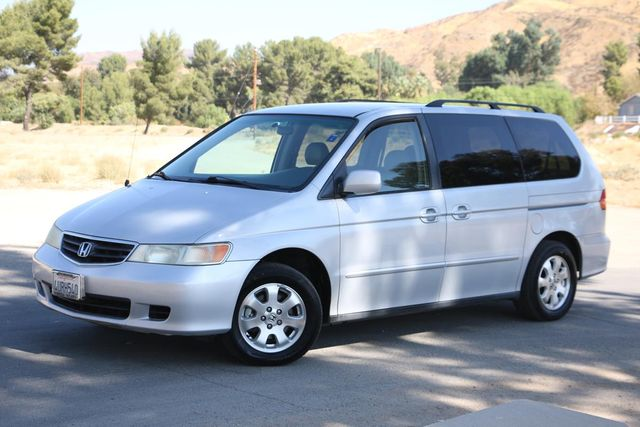 2002 Honda Odyssey EX-L w/Leather Santa Clarita, CA 1