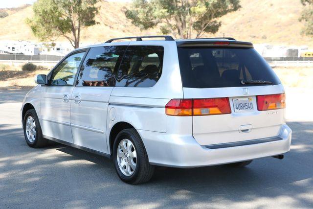 2002 Honda Odyssey EX-L w/Leather Santa Clarita, CA 5