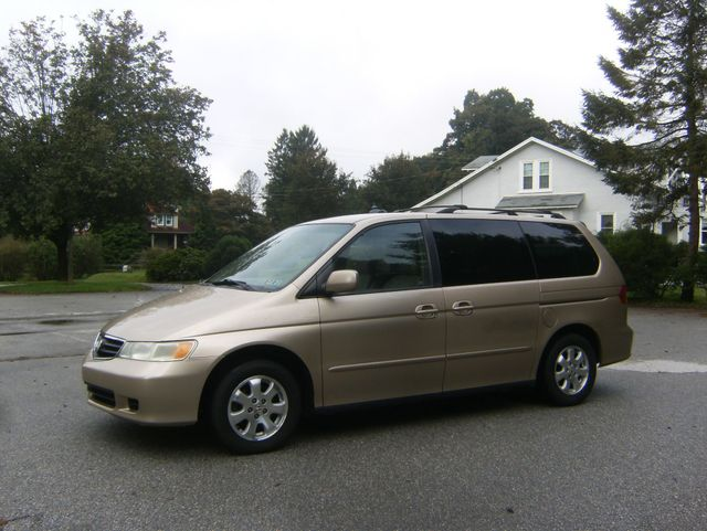 2002 Honda Odyssey EX-L w/DVD/Leather West Chester, PA 5