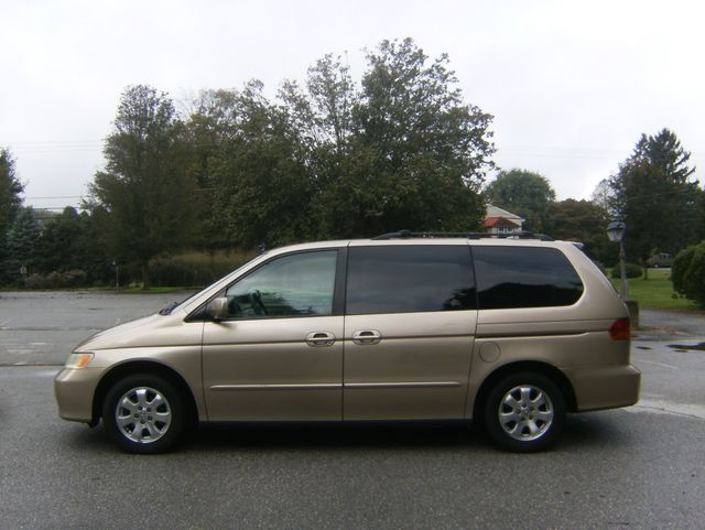 2002 Honda Odyssey EX-L w/DVD/Leather West Chester, PA 4