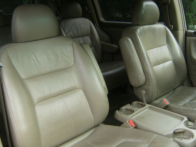 2002 Honda Odyssey EX-L w/DVD/Leather West Chester, PA 8