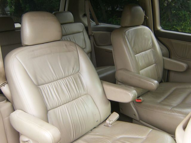 2002 Honda Odyssey EX-L w/DVD/Leather West Chester, PA 10