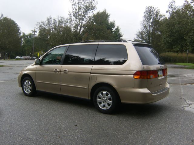 2002 Honda Odyssey EX-L w/DVD/Leather West Chester, PA 3