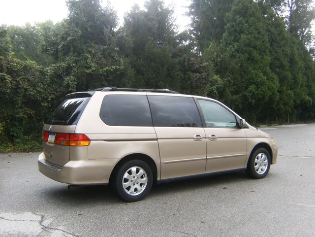 2002 Honda Odyssey EX-L w/DVD/Leather West Chester, PA 2