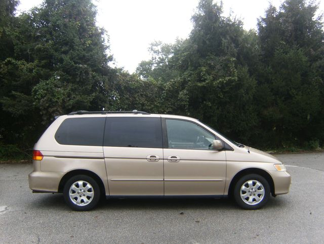 2002 Honda Odyssey EX-L w/DVD/Leather West Chester, PA 1