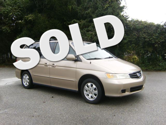 2002 Honda Odyssey EX-L w/DVD/Leather West Chester, PA