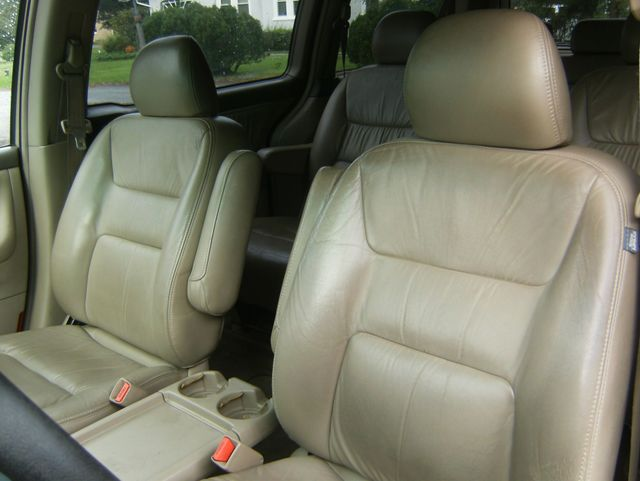 2002 Honda Odyssey EX-L w/DVD/Leather West Chester, PA 9