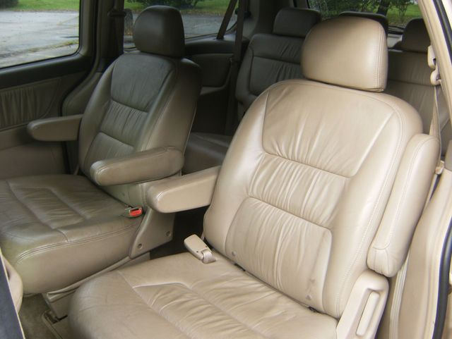 2002 Honda Odyssey EX-L w/DVD/Leather West Chester, PA 11
