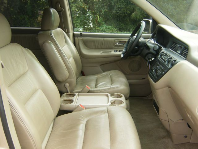 2002 Honda Odyssey EX-L w/DVD/Leather West Chester, PA 7