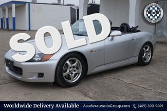 2002 Honda S2000 CLEAN CARFAX, SUPER NICE! in Rowlett