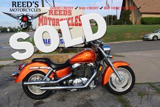 2002 Honda Sabre    Hurst, Texas   Reed's Motorcycles in Hurst Texas