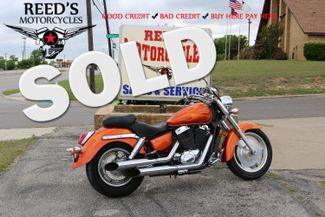2002 Honda Shadow Sabre 1100    Hurst, Texas   Reed's Motorcycles in Hurst Texas