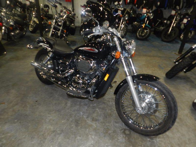 2002 Honda SHADOW SPIRIT 750   city Florida  MC Cycles  in Hollywood, Florida