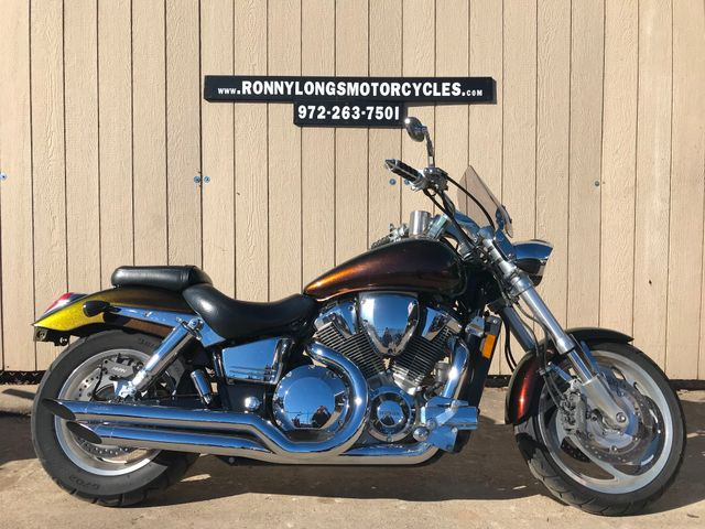 2002 Honda VTX 1800 in Grand Prairie, TX 75050