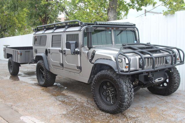 2002 Hummer H1 Custom Houston, Texas 14
