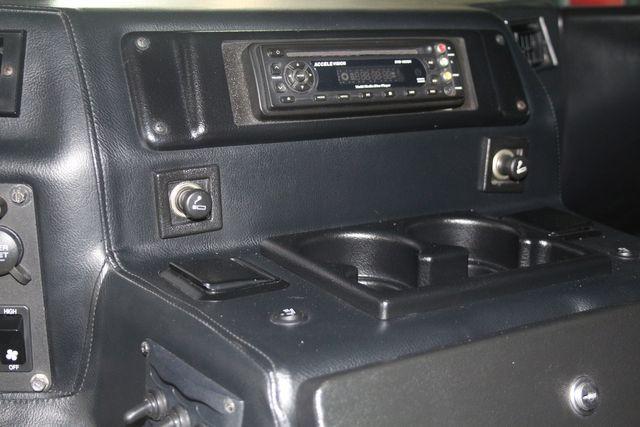 2002 Hummer H1 Custom Houston, Texas 40