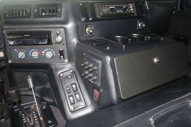 2002 Hummer H1 Custom Houston, Texas 41