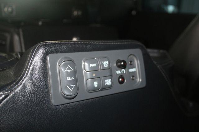 2002 Hummer H1 Custom Houston, Texas 47