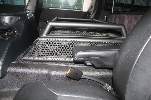 2002 Hummer H1 Custom Houston, Texas 48